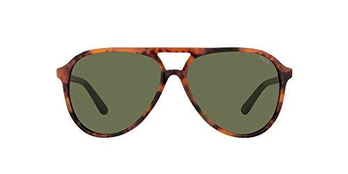 Polo Ralph Lauren Gafas de sol piloto Ph4173 para hombre