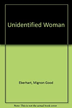 Unidentified Woman 0446314617 Book Cover