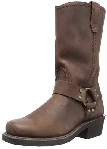 Dingo Boots womens Molly boots, Gaucho Nutty Mule, 8.5 US
