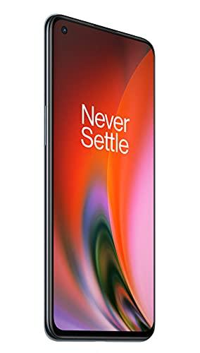 OnePlus Nord 2 5G 12 GB RAM 256 GB SIM-freies Smartphone mit Dreifachkamera und 65W Warp Charge - 2 Jahre Garantie - Grey Sierra - 3