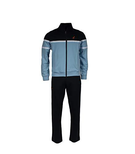 Australian L'Alpina Sport Trainingsanzug für Herren (Navy/blau/hellblau)-54