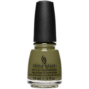 China Glaze Nail Polish, Central Parka
