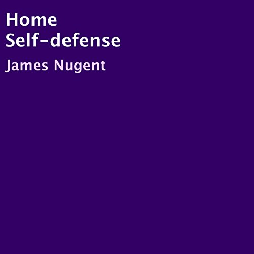 Home Self-Defense audiobook cover art