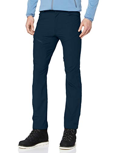 MILLET Trekker Stretch Pant II M Hiking Pants, Mens, Orion Blue, 40