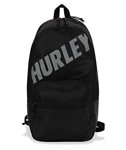 Hurley U Fast Lane Backpack Mochila, Hombre, Black, 1SIZE