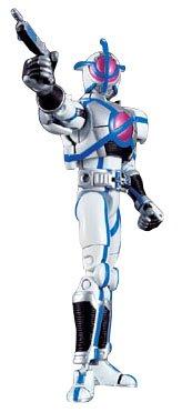Bandai Masked Rider Ryuki Souchaku Henshin Series GD-73 Masked Rider Psyga Action Figure