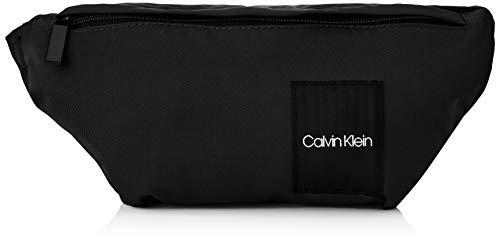 Calvin Klein ITEM STORY WAISTBAGHombreShoppers y bolsos de hombroNegro (Black) 1x16x37 centimeters (B x H x T)