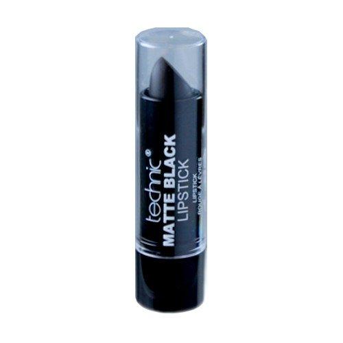Technic schwarzen Matten Lippenstift 26605