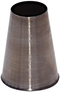 De Buyer Plain Stainless Steel Piping Nozzle, 5,4 cm