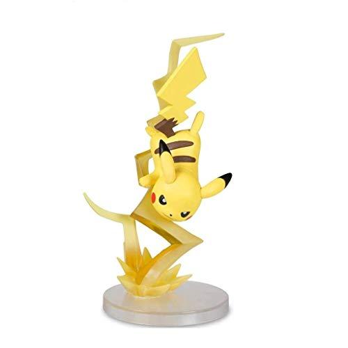 Yanshangqi Pokémon Center Gallery: Pikachu - Thunderbolt PVC Figure - 4,72 Pulgadas