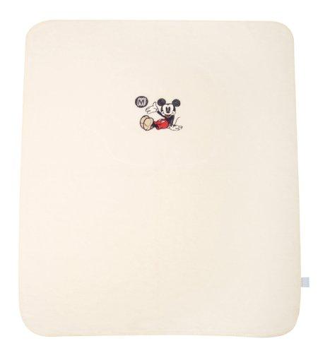 Julius Zöllner 9570010083 - Couverture en coton Mickey Retro - 75x100 cm