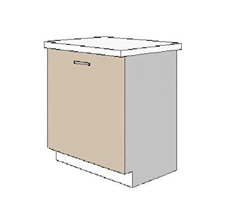 Verblendungsset Geschirrspüler 60 cm vollintegrierbar, zur Küche Dave