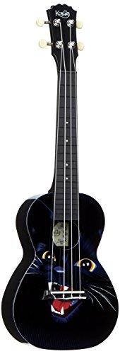 Pantera negro Korala PUC-30-001 Concert Ukulele