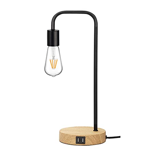 ASZX Lámpara de Escritorio con Control táctil con 3 Niveles de Brillo, lámpara de Mesa Moderna Que cuida la Vista, lámpara de Oficina Regulable para Estudio de Trabajo