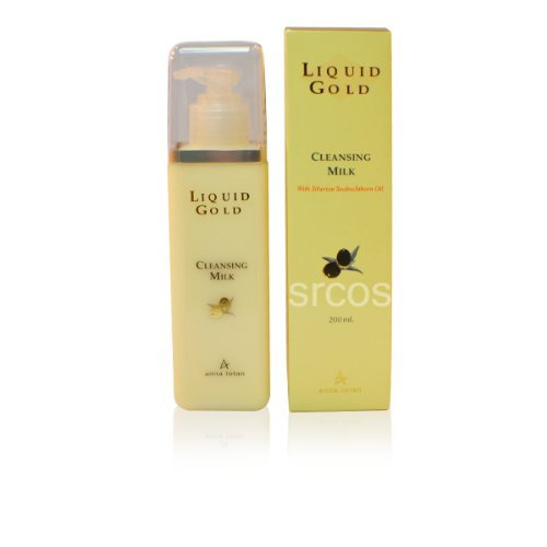 Anna Lotan Liquid Gold Cleansing Milk 500ml 17 fl.oz