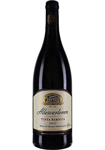 Allesverloren Wine Estate Tinta Barocca Wine of Origin Swartland 2017 (1 x 0.75 l)