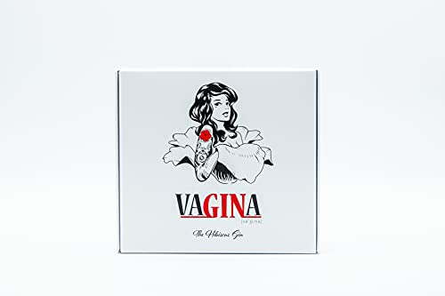 vaGINa - The Hibiscus Gin | 45{5ab76e763789a4db2bafceb8698ec6bc6ea2adee006c58b612d7fe4653840153} 3x 0,05l | Aus echten Hibiskusblüten | Handcrafted in Deutschland…