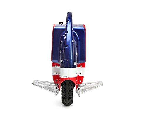 Airwheel Selbst Balancing Turbo Solo Bild 2*
