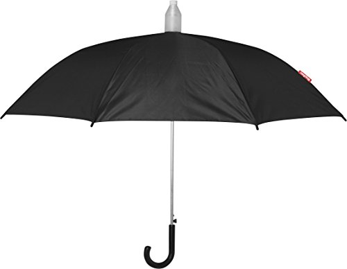 Playshoes Damen-Regenschirm Paraguas, Negro (Schwarz 20), Talla única para Mujer