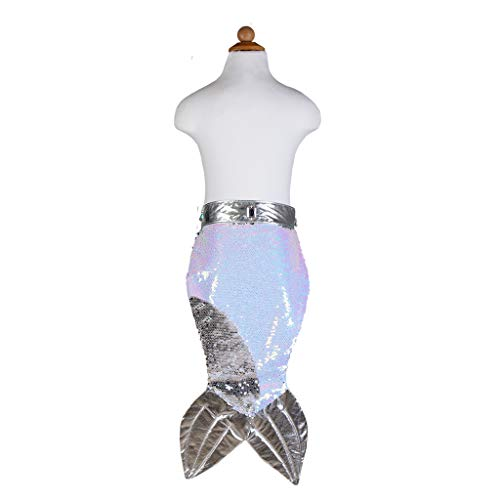 Great pretenders- Magical Mermaid Tail, O/S Gorros, mscaras y accesorios para fiesta, Color multicolor (multicolor) (44365)