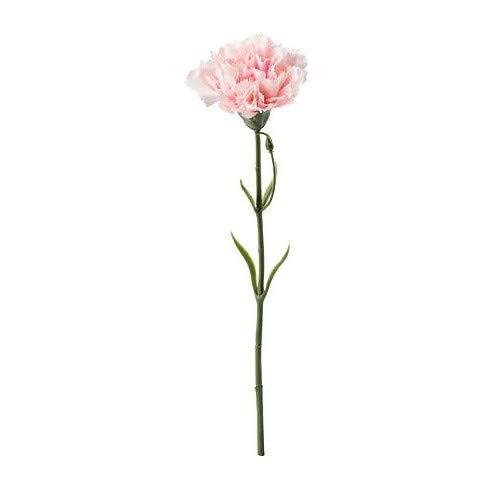SMYCKA IKEA Kunstblume Nelke rosa (30cm)