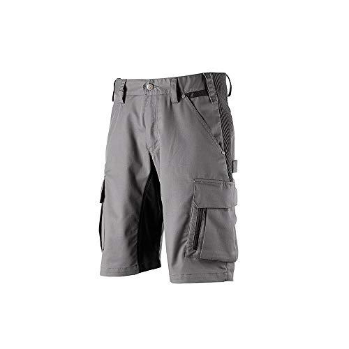 Haix Performance Bermuda Grey Kurze Arbeitshose mit praktischen Taschen.