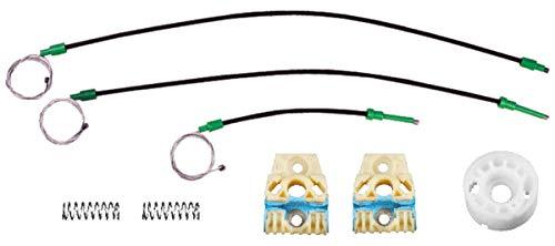 Bossmobil Passat (6B,3C2, 3C5), Delantero derecho, kit de reparación de elevalunas eléctricos