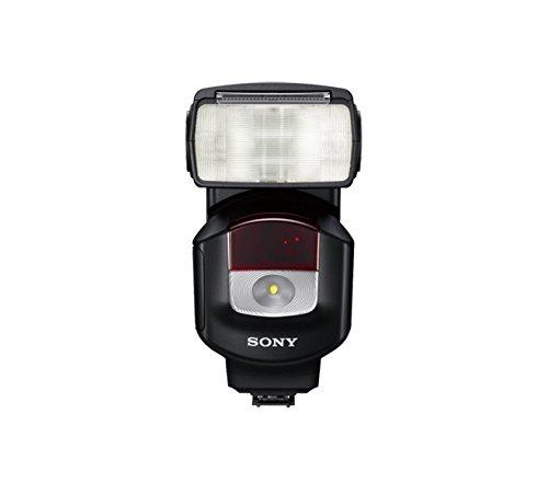 Sony HVLF43M.CEA Systemblitzgerät (Quick Shift Bounce, Leitzahl 43-105 mm Brennweite, ISO 100 für Multi-Interface Zubehörschuhsystem) schwarz