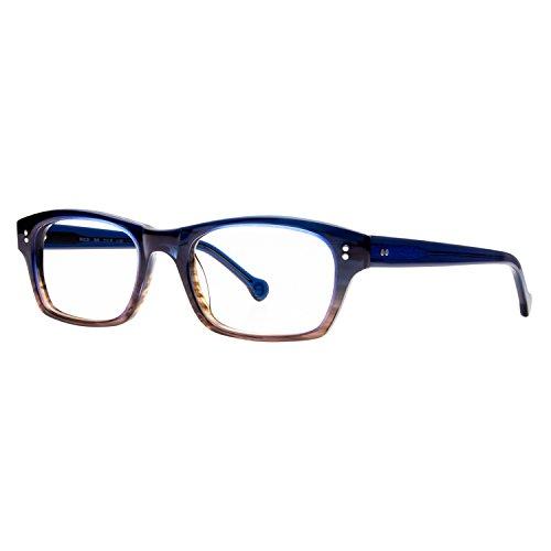 eyeOs Model 'Mason', High Definition, Hypoallergenic, Anti Glare eyeOs Men's, Women's, Unisex Rectangular Readers