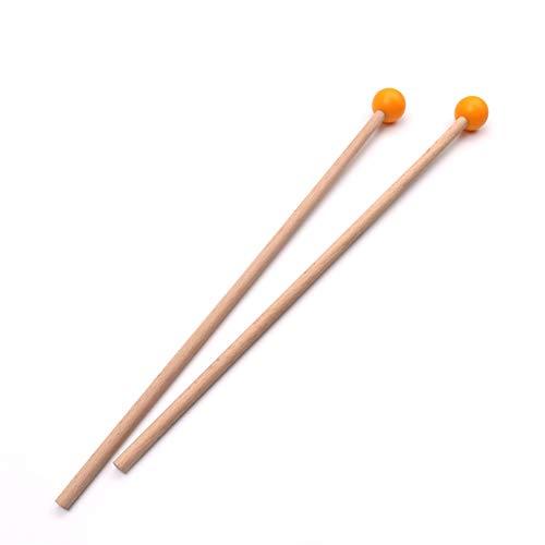 MeterMall Accessori per Strumenti a percussione (36) Arancia