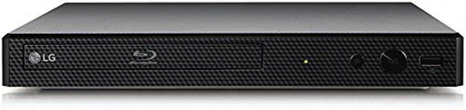 Reproductor De Bluray Lg Bp250 - Escalado Full Hd 1080 - Bluray / Dvd / Divxhd / Mkv - Dts Hd - Usb Player - Hdmi
