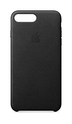 iPhone 8 Plus / 7 Plus Leather Case - Black