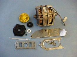 Genuine Electrolux Bomba de recirculación lavavajillas Motor 50248327004