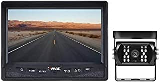 """7"""" Backup Camera System for RV/Truck/Bus - Waterproof Camera with Night Vision - RVS-770613-NM-01 by Rear View Safety. photo"""