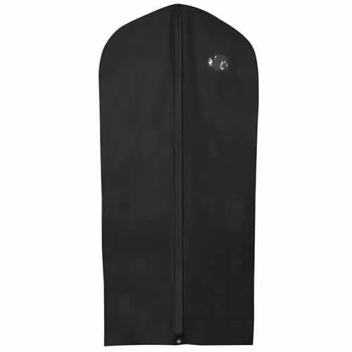 Caraselle Peva Lot de 10 housses pour robe Noir