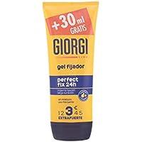GIORGI LINE gel fijador perfect fix 24 hrs extrafuerte tubo 165 ml