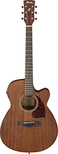 Ibanez PF-Serie Westerngitarre inkl. Pickup & Preamp - Open Pore Natural (PC12MHCE-OPN) natur