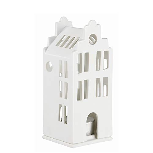 Räder Design, mini casetta luminosa, 6 x 6 x 13,5 cm