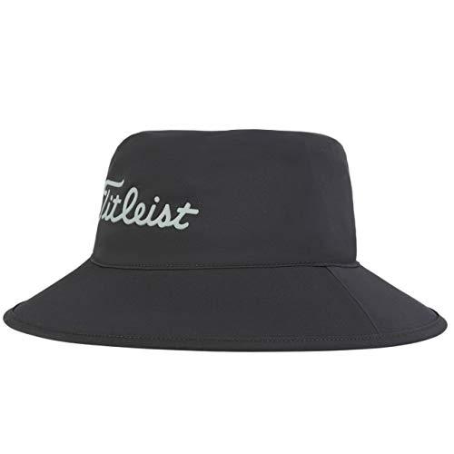 Titleist STADRY Bucket Gorro/Sombrero, Negro, LXL para Hombre