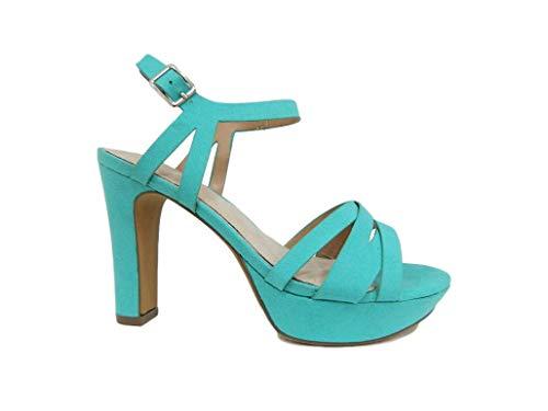 MARIA MARE - Sandalias DE Vestir Color: Esmeralda