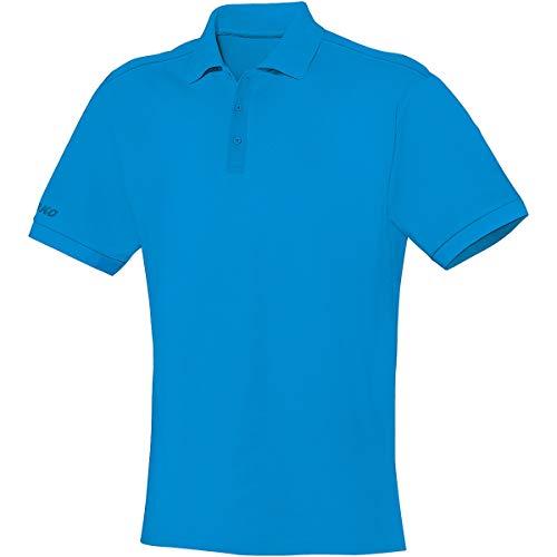JAKO Damen Polo Team, blau, 44