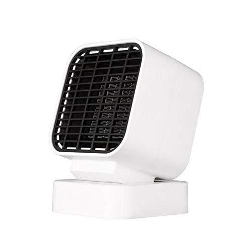 St.mary Heizradiator, Mini-PTC-Keramik ABS flammhemmendes Heizkörper, Neige- und Überhitzungsschutz, Raumheizung mit einstellbarem Winkel