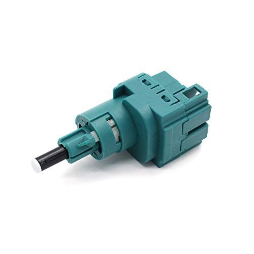 Fesjoy Interruptor de Parada de luz de Freno para VW MK4 Golf Bora, Reemplazo del Interruptor de Parada de la luz de Freno para VW MK4 Golf Bora S1C0945511A 1J0945511A