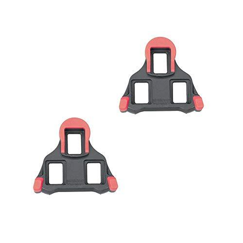 Shimano Schuhplatten SMSH10, Rot, One Size