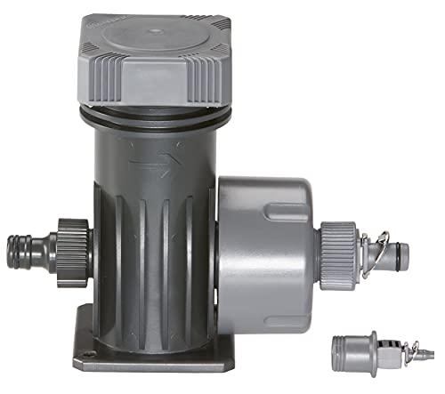 GARDENA Centrale d'Irrigation 2000 : Unité de Base pour la Réduction de Pression, Débit d'Eau d'Environ 2000 L/H (1354-20)