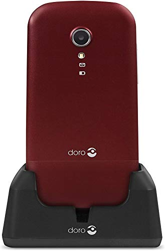 Doro 2404 Téléphone Portable 2G Dual SIM à...