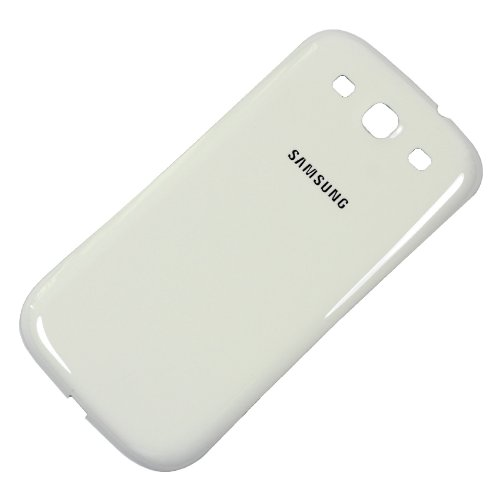 Battery Back Door Replacement for Samsung Galaxy S III S3 i9300 - Marble White