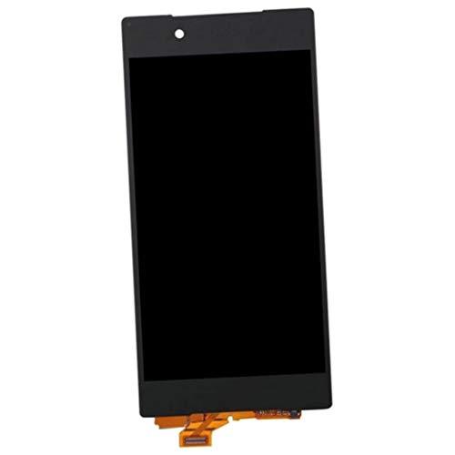 LCD Display Touchscreen Front Bildschirm mit Werkzeug für Sony Xperia Z5 E6653 E6683 - Schwarz