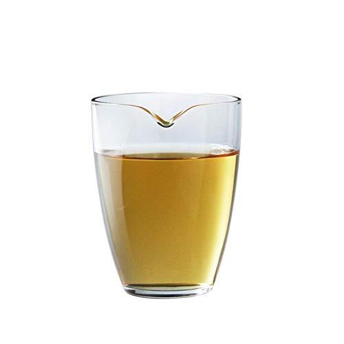 Home+ Vasos de Whisky, Jugo Reutilizable Vodka Whisky de Cristal Redondo de la Bebida Vasos de Cristal Botella de Vino Largo del Tallo (Color : Glass)