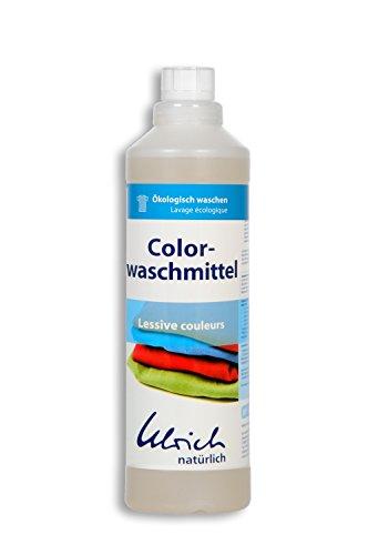 Colorwaschmittel, flüssig 1l - Ulrich natürlich
